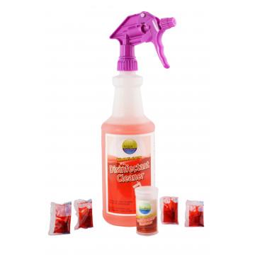 Desinfectante Limpiador 5 pack (BOTELLA SE VENDE POR SEPARADO)